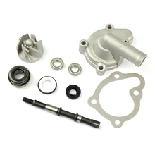 Water Pump Assembly For  Honda Helix Elite CH250 CN250 250cc scooter Go Kart ATV цена