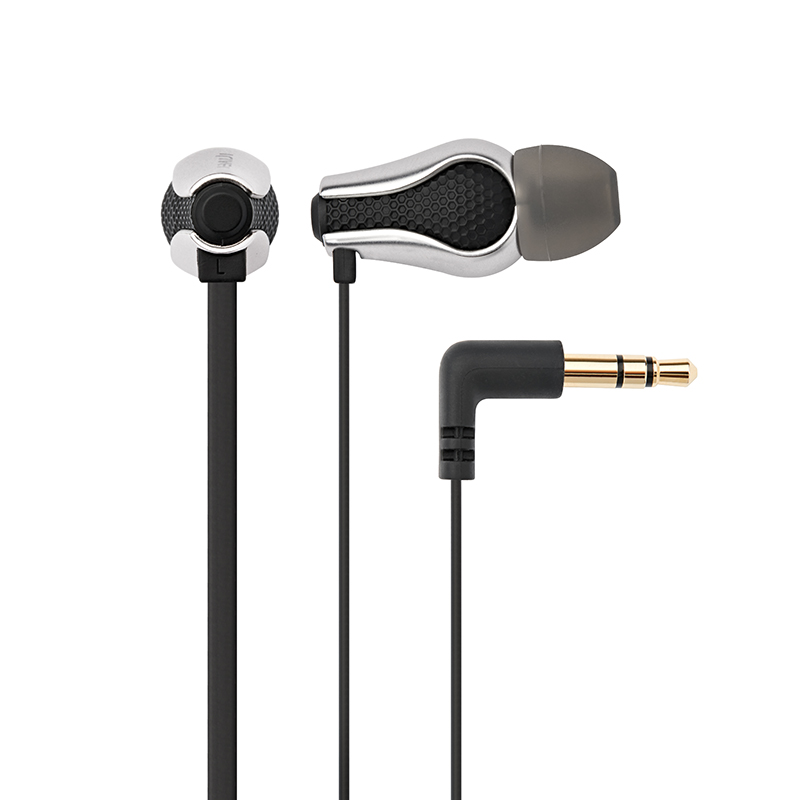 IRIVER ICP AT500 in ear earphone High quality dynamic driver earbuds High sound quality by final