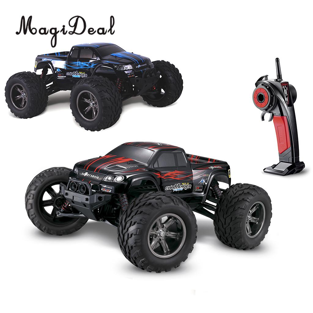 4WD 2.4Ghz 1/12 High Speed Remote Control Monster Truck S911 EU Plug4WD 2.4Ghz 1/12 High Speed Remote Control Monster Truck S911 EU Plug