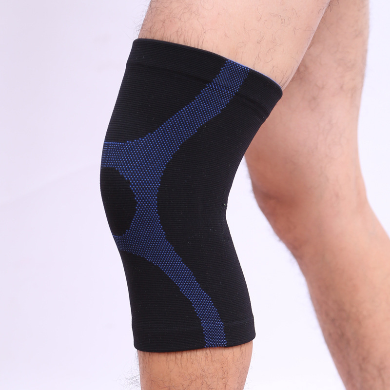 HipStone Knee Sleeve, Compression Fit Support -for Joint Pain And Arthritis Relief, Improved Circulation Compression - Single