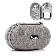 Earphone box Earphone storage box Beats X case Earphone case with zipper earphone carrying case