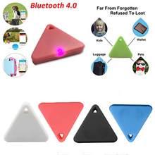 EastVita GPS Portatile Mini Tag Smart Tracker Bluetooth Del Raccoglitore Key Finder Locator Allarme per il Bambino Animale Domestico