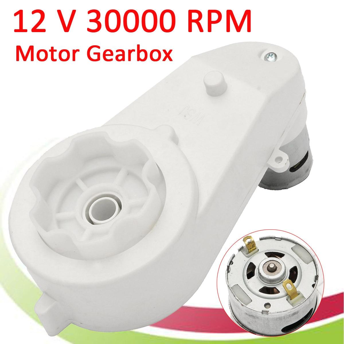1 Pcs 12 V 3000 rpm 6.3 centimetri 0.47