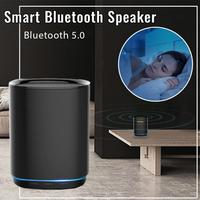 TS5 110 DB Smart Bluetooth Wireless Speaker Cloud Voice Interactive Mobile Phone App Control Speaker 7 9 Hours Continuous Power