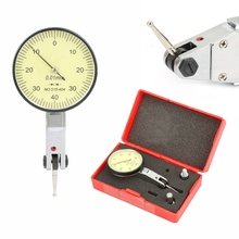 shahe 25 4mm 1 digital dial indicator 0 01 mm electronic dial indicator gauge 38mm Lever Test Indicator Accuracy Dial Test Indicator Dial Gauge Meter Tool Dial Gauge Tungsten Steel