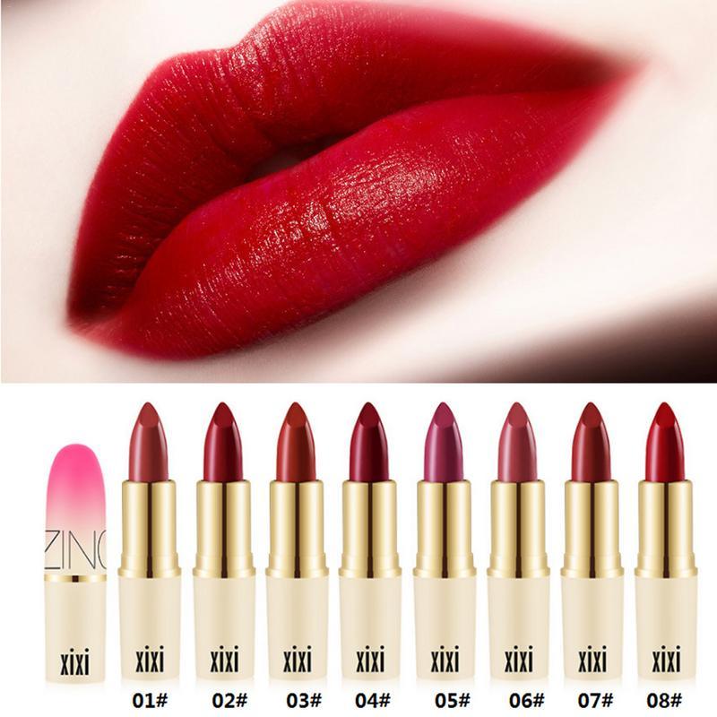 Aliexpresscom  Buy Moisturizing Breathable Lipstick Light Matte Long -8805
