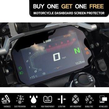 Para BMW R 1200 GS Adventure 1200GSA R1200 2018 moto Protetor de Tela Película de Protecção Do Risco de Fragmentação R1200GS Acessórios