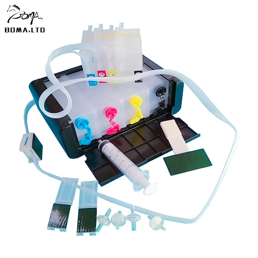 Пустой СНПЧ для HP 953XL 952XL 955XL 954XL система без чипа для HP Officejet Pro 8718 8728 7740 8210 8260 8716 принтер|ciss for hp|hp cissciss for hp printer | АлиЭкспресс