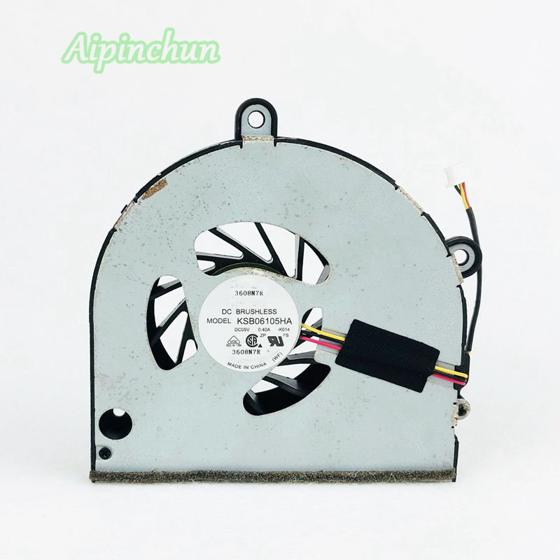New Original Laptop CPU Cooling Fan For <font><b>Toshiba</b></font> <font><b>Satellite</b></font> <font><b>P750</b></font> P750D P755 P755D L675D L670 C660 A660 Notebook Cooler KSB06105HA image
