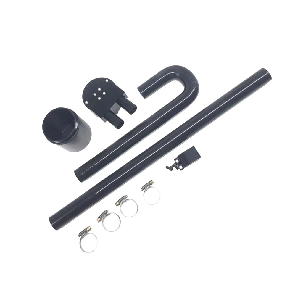 Aluminum Baffled Oil Catch Can For BMW N54 335i 135i E90 E92 E82 2006-2010 1 set wastegate rattle flapper rebuild kit for bmw 335i 135i 535i n54 mitsubishi td03 csl2017