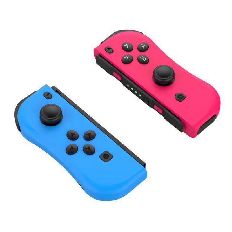 Interrupteur de jeu contrôleur sans fil NS gauche droite Bluetooth Induction poignée de jeu poignée pour interrupteur Joy-Con haute qualité temps d'utilisation 10 h