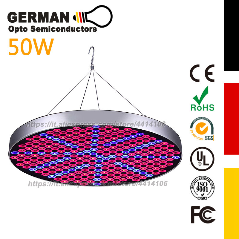 LED Grow Light Spectrum for Indoor Plant Lamp with UV IR Light Hydroponic Lights for Growing Veg and Flower|LED Grow Lights|   - title=