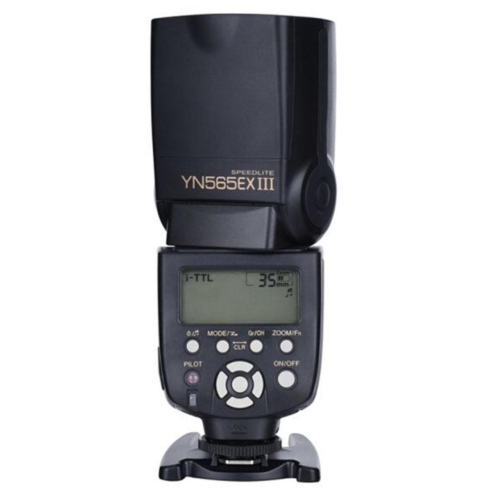 YONGNUO YN565 EX YN565EX III Wireless TTL Slave Flash Speedlite for Nikon DSLR Camera GN58 High Speed Recycling System