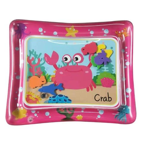 2019 criativa dupla utilizacao afagou bebe brinquedo inflavel almofada bebe almofada almofada agua prostrado pad