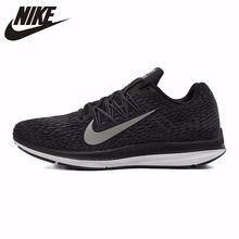 ... affbc937897 NIKE ZOOM WINFLO 5 New Arrival Running Shoes Para Homens  Tênis Respirável Confortável AA7406- ... a7d541204195f
