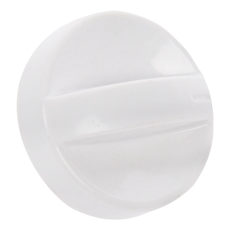 Forno de microondas Branco 11 mm de comprimento carretel plástico botão rotativo temporizador Plástico