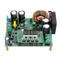NEW 12A 720W 60V CNC Adjustable DC DC Step Down Power Supply Module Voltage Capacity Meter