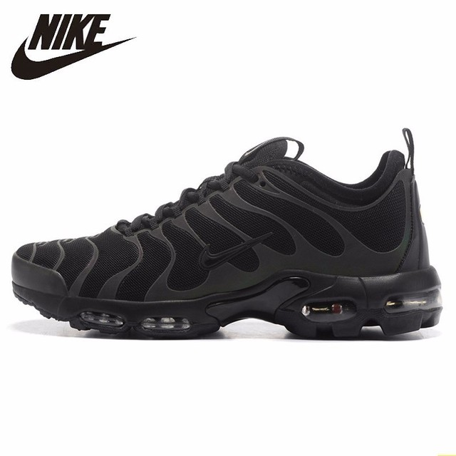 34853ecb4d US $199.0 |Original Nike Air Max Plus Tn Ultra New Arrival Men's Running  Shoes Shock absorbing Breathable Non slip Sneakers#898015 002-in Running ...