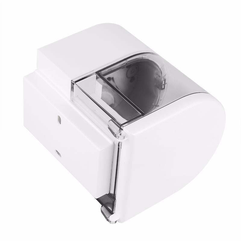 Image 5 - 600ML Wall Mounted Soap Dispenser Liquid Hand Wash Home Toilet Loo Bathroom Shower Gel Pump manual pressing Soap dispenser-in Liquid Soap Dispensers from Home Improvement