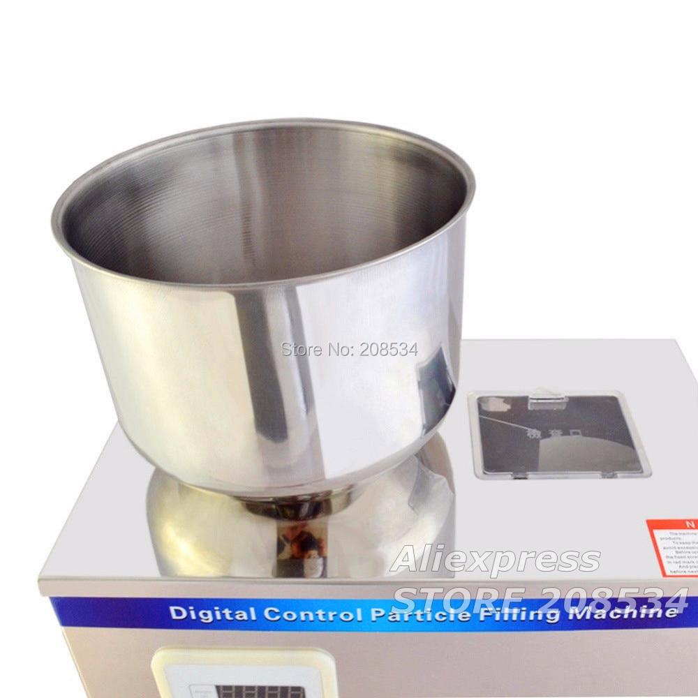 Купить с кэшбэком 2-200g tea weighing machine,grain,medicine,seed,salt packing machine,powder filler