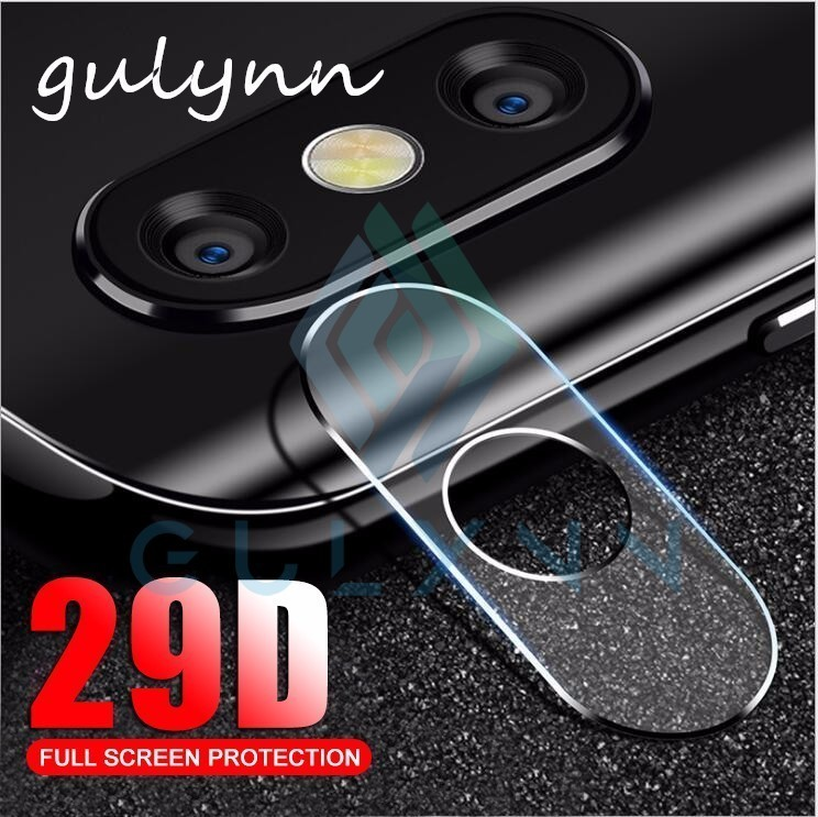 2PC 29D Protective Glass For <font><b>Xiaomi</b></font> F1 S2 A1 8 Lite Note 5 6 7 Pro Camera <font><b>Lens</b></font> Film On Mix 3 Screen <font><b>Protector</b></font> Tempered Glass image