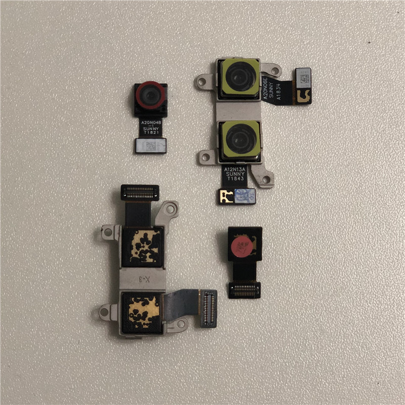 Original M&Sen For Xiaomi Mi A2 MiA2 Rear Back Big Front Camera Module Flex Cable For Xiaomi 6X Mi 6X Mi6X Replacement PartsOriginal M&Sen For Xiaomi Mi A2 MiA2 Rear Back Big Front Camera Module Flex Cable For Xiaomi 6X Mi 6X Mi6X Replacement Parts