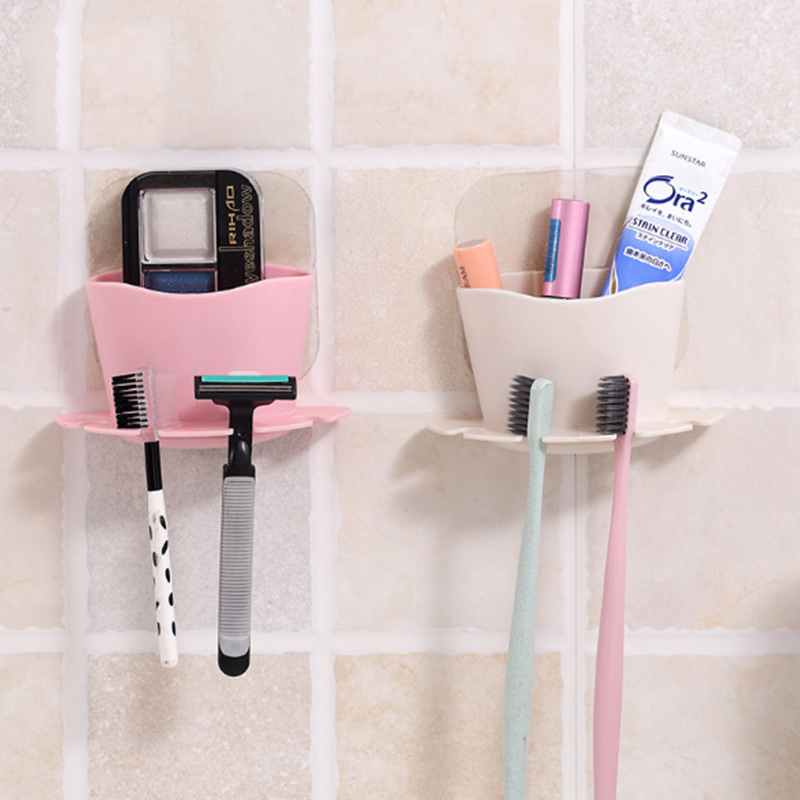 Herzhaft Hohe Qualität Badezimmer Sets Zahnpasta Spender Zahnbürste Halter Set Wand Halterung Bad Lieferungen Werkzeuge Unterstützung Tropfen Verschiffen Modern Und Elegant In Mode Bad Hardware