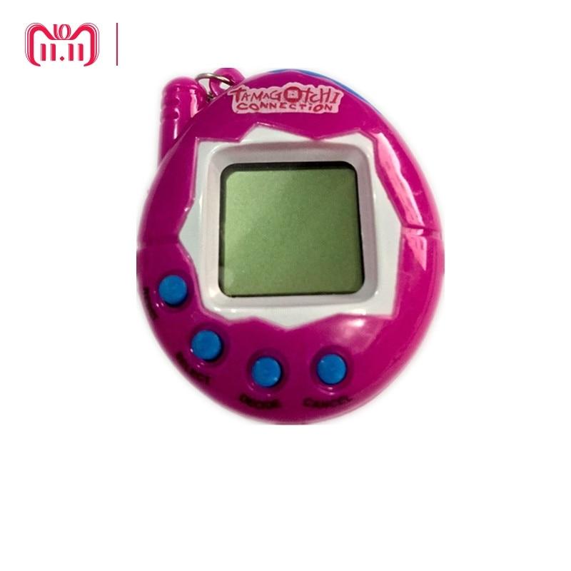 все цены на Dropshipping Multi-colors Tamagotchis Electronic Pets Toys 90S Nostalgic 49 Pets in 1 Virtual Cyber Pet Toy  онлайн