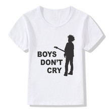 "The Cure ""BOYS DO NOT CRY"" Kids T-shirt"