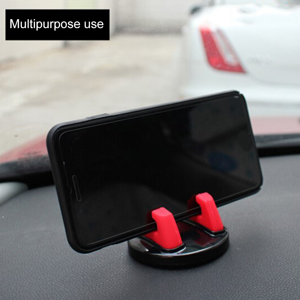 Vw Volkswagen Universal Holder Mobile Phone Adapter: Car Holder Mobile Phone Holder Stand GPS Soft Silicone