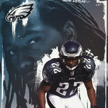 780be0c3a (Ship from US) Philadelphia Eagles - Asante Samuel Poster Print (24 x 36)