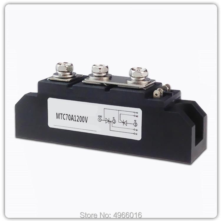 Herzhaft Hohe Qualität Thyristor Modul Mtc70a1200v 1600 V Dj Ausrüstung Zubehör 100% Original Professionelle Audiogeräte Unterhaltungselektronik