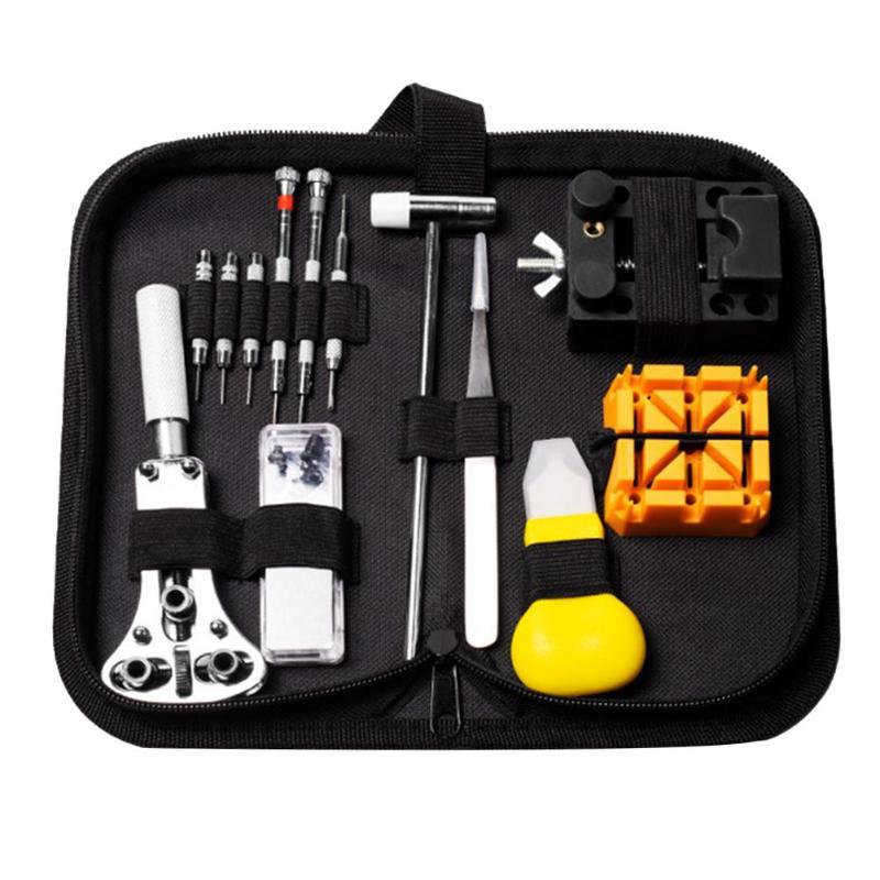 30 Teile/satz Pro Uhr Werkzeuge Kit Für Uhr Fall Opener Pin Remover Schraubendreher Reparatur Werkzeug Uhrmacher Werkzeuge Teile Uhren Reparatur-werkzeuge & Kits