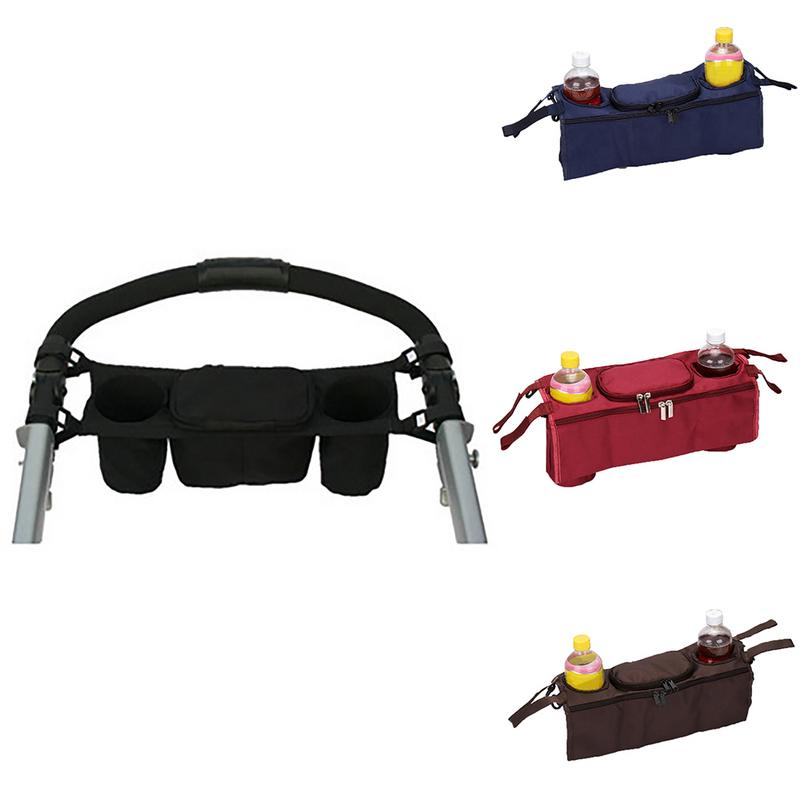 Baby Stroller Organizer Bag Safe Console Tray Pram Hanging Bags Bottle Cup Multifunctional Kids Baby Stroller Accessories-in Strollers Accessories from Mother & Kids on Aliexpress.com | Alibaba Group