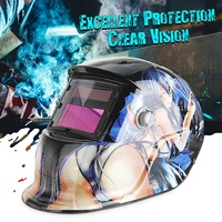 Solar Automatic Electric Welding Mask Variable Light TIG MIG MMA Helmet For Welder Welding Machine OR Plasma Cutter