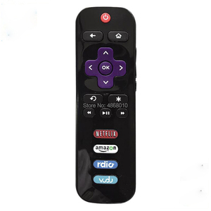 NEW remote control For TCL ROK