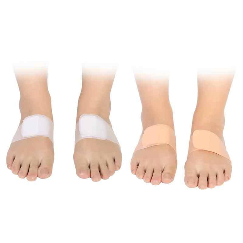 Herramienta de alineación corporal con apoyo de arco de pie ortopédico de silicona