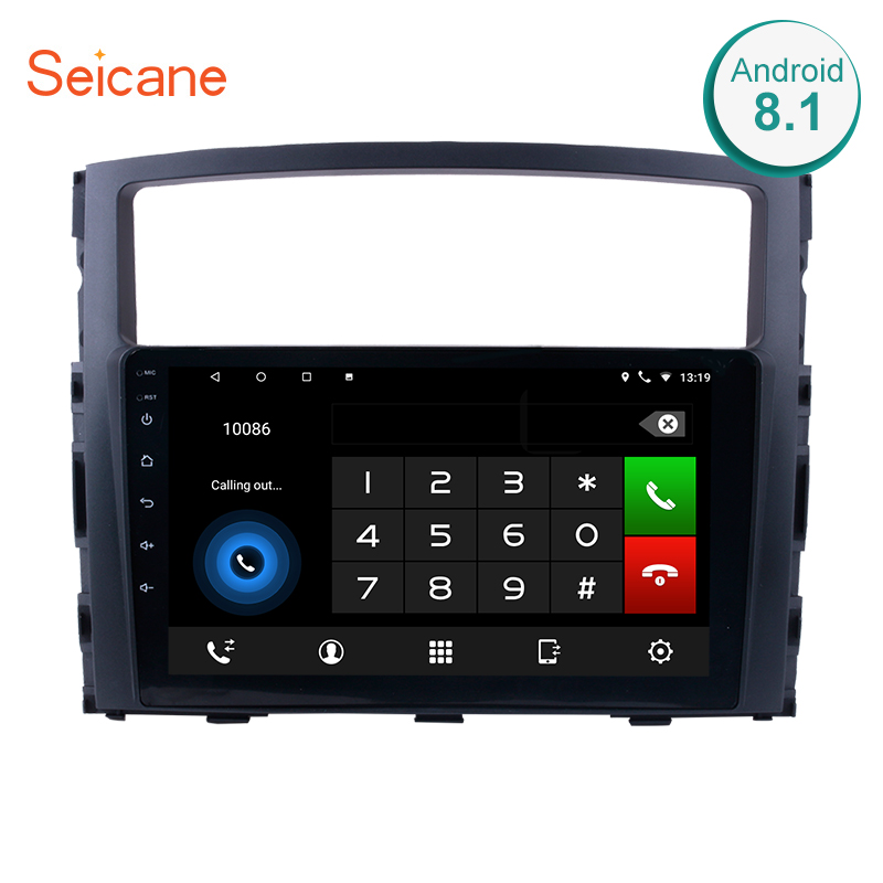 Seicane Android 8 1 Quad core 9 Touchscreen Bluetooth 2 Din Car Radio GPS For 2006