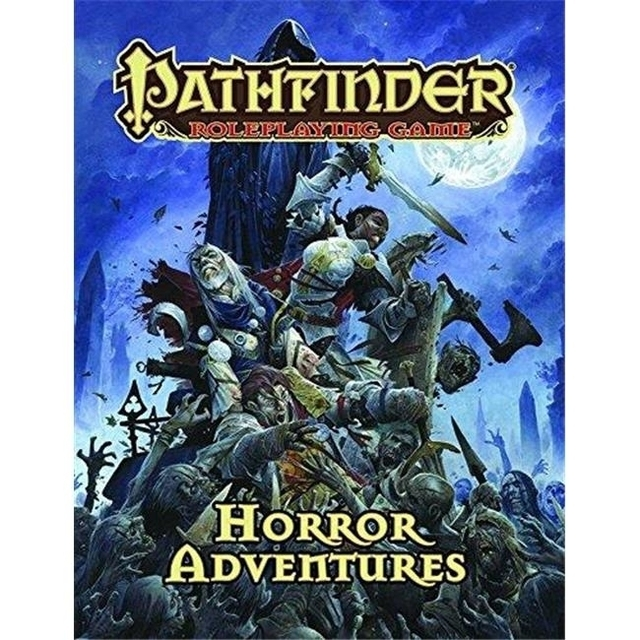 US $60 66 |Paizo Publishing PZO1135 Pathfinder Roleplaying Game Core Horror  Adventures Hardcover on Aliexpress com | Alibaba Group