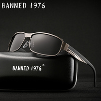 3f5fffa86c 2016 Brand Designer Polarized Oculos Fashion Men Women Sunglasses UV400  Protection Sun Glasses Male Driving Eyewear