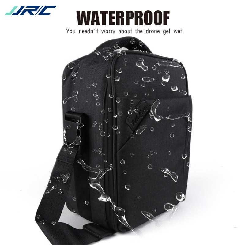 JJRC X9 RC Drone portátil impermeable bolsa de almacenamiento de hombro mochila estuche de transporte para C-FLY Dream JJRC X9 RC Drone