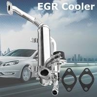 Охладитель системы рециркуляции отработавших газов выхлопных газов рециркуляции клапан для Volkswagen для audi seat 03G131512AD 03G131512AA 03G131512G алюминиевый