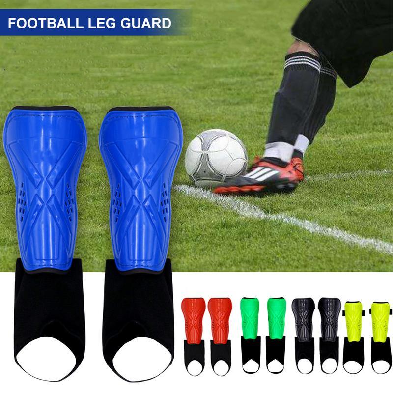 Football Leg Guard Shin Pad Leggings Soccer Football Training Auxiliary Appliance Calf Protection For Kid Adult Protective Gear