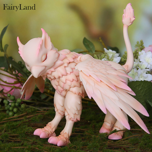 Fairyland FL Hippogriff Rus 1/7 bjd dolls model girls boys eyes High Quality toys shop resin fantasy anima(China)