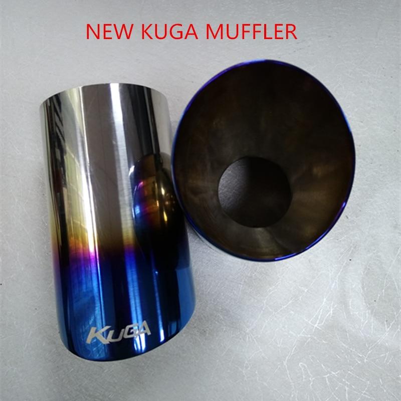 Nouvelle pointe modifiée de silencieux d'échappement pour tuyau d'extrémité spécial de Tube de FORD KUGA