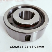 2019 Real Top Fashion Free Shipping Ck-a2563 Cka2563 Wedge One-way Clutch Overrunning csk6004 one way clutches sprag type 20x42x12mm one way bearings overrunning clutch freewheel clutch without keyway