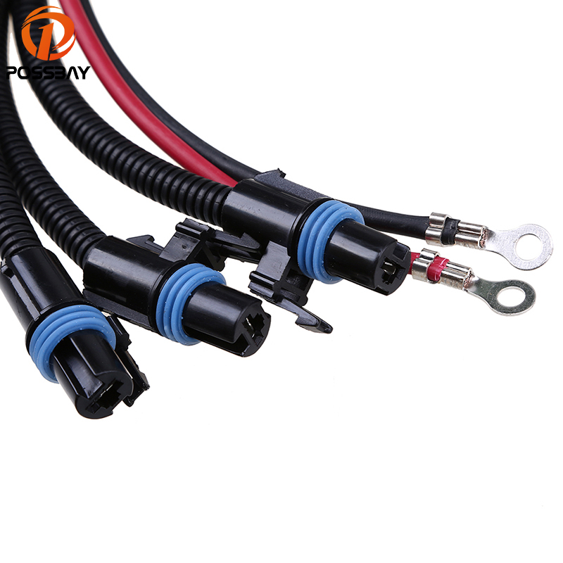 POSSBAY régulateur de redresseur de tension de moto pour Polaris RZR 900 XP 2011 2012 régulateur de tension de Scooter en aluminium - 5