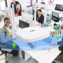 Wireless Router WiFi Router 4G CPE 300Mbps Wifi Routers 4G LTE CPE Mobile Router with LAN Port Support SIM card Portable 300mbps 4g lte wifi router wireless cpe mobile wifi with sim card slot up to 32 wifi users long wifi coverage for home outdoor