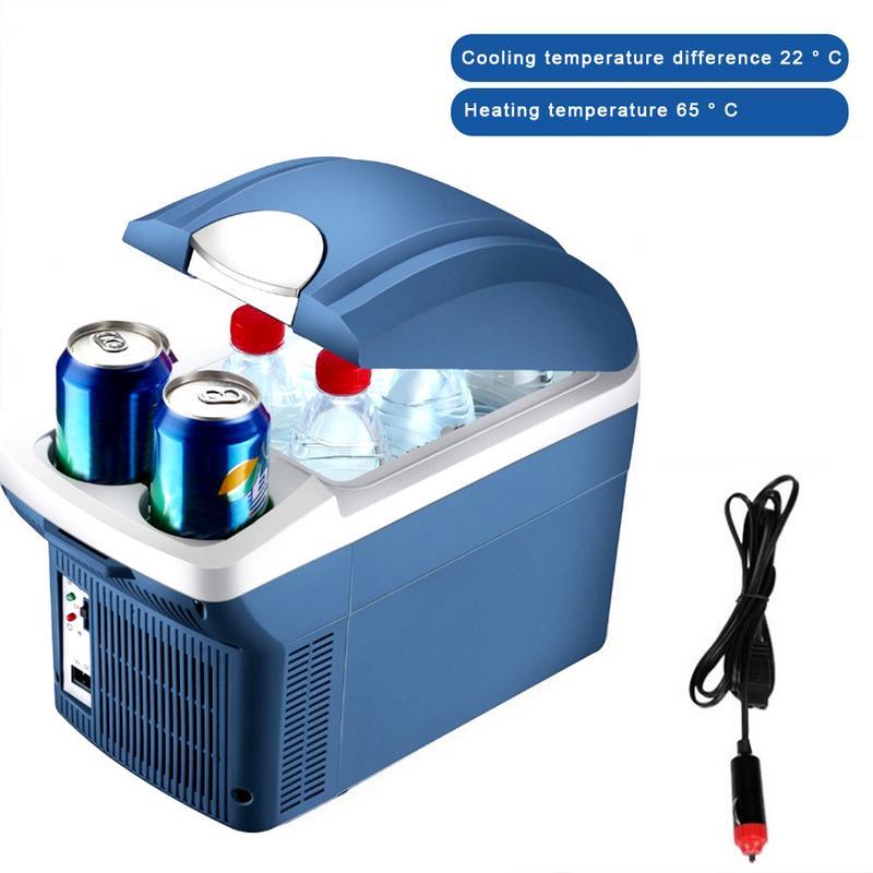 Cooler-Warmer Freezer Refrigerators Cooling Auto Mini Outdoor Portable Insulation Travel