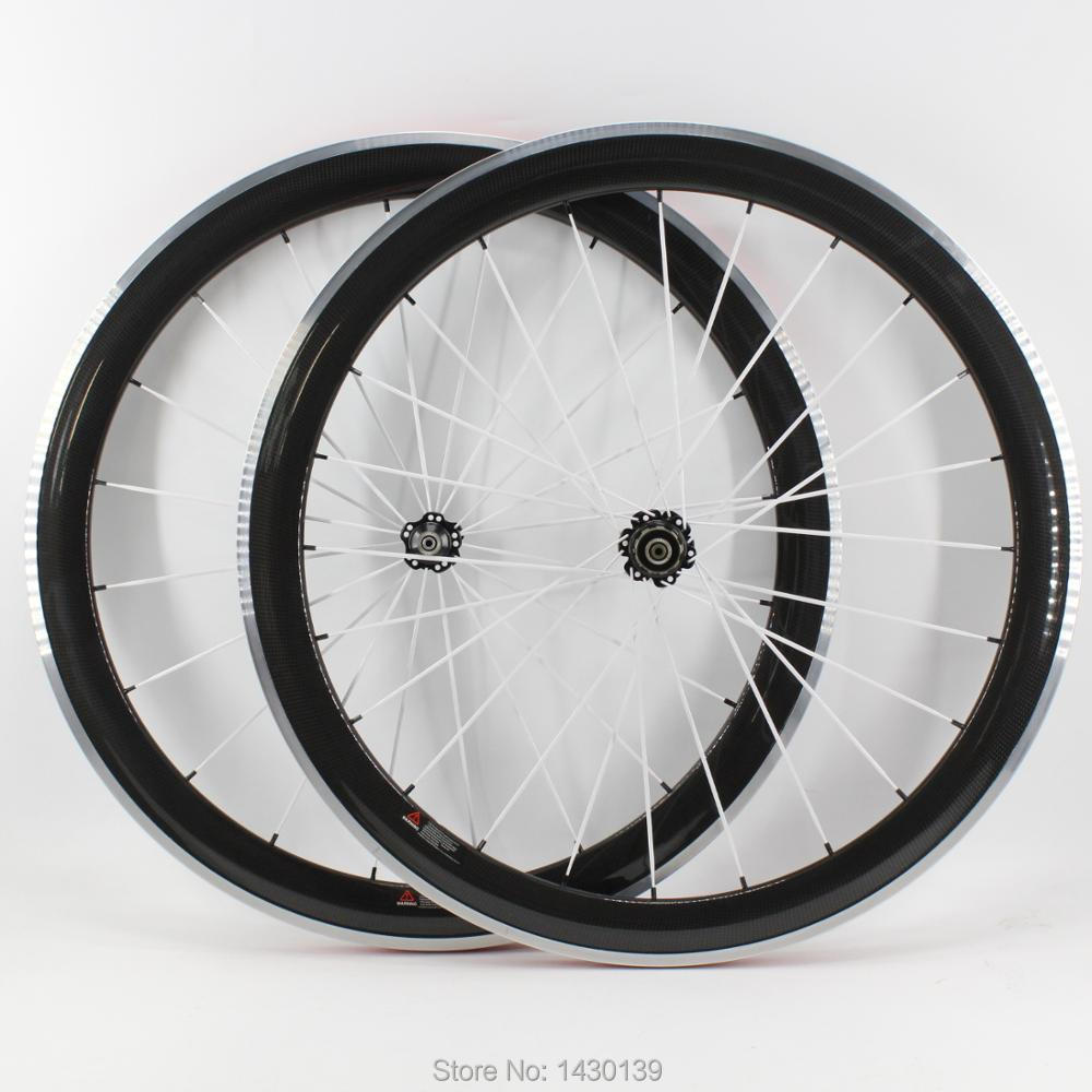 1pair New 700C 50mm clincher rim Road bike carbon bicycle wheelsets with alloy brake surface +hubs+aero spokes+skewers Free ship1pair New 700C 50mm clincher rim Road bike carbon bicycle wheelsets with alloy brake surface +hubs+aero spokes+skewers Free ship